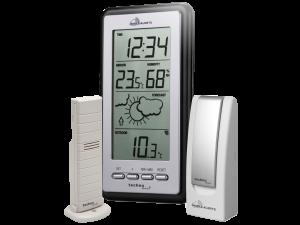 MA 10043 mit Wetterstation und Temperatursensor