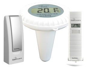 MA 10070 mit Pool- und Thermo-/ Hygrosensor