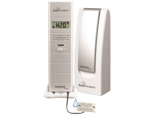 MA 10350 mit Thermo- / Hygrosensor mit Wasserdetektor