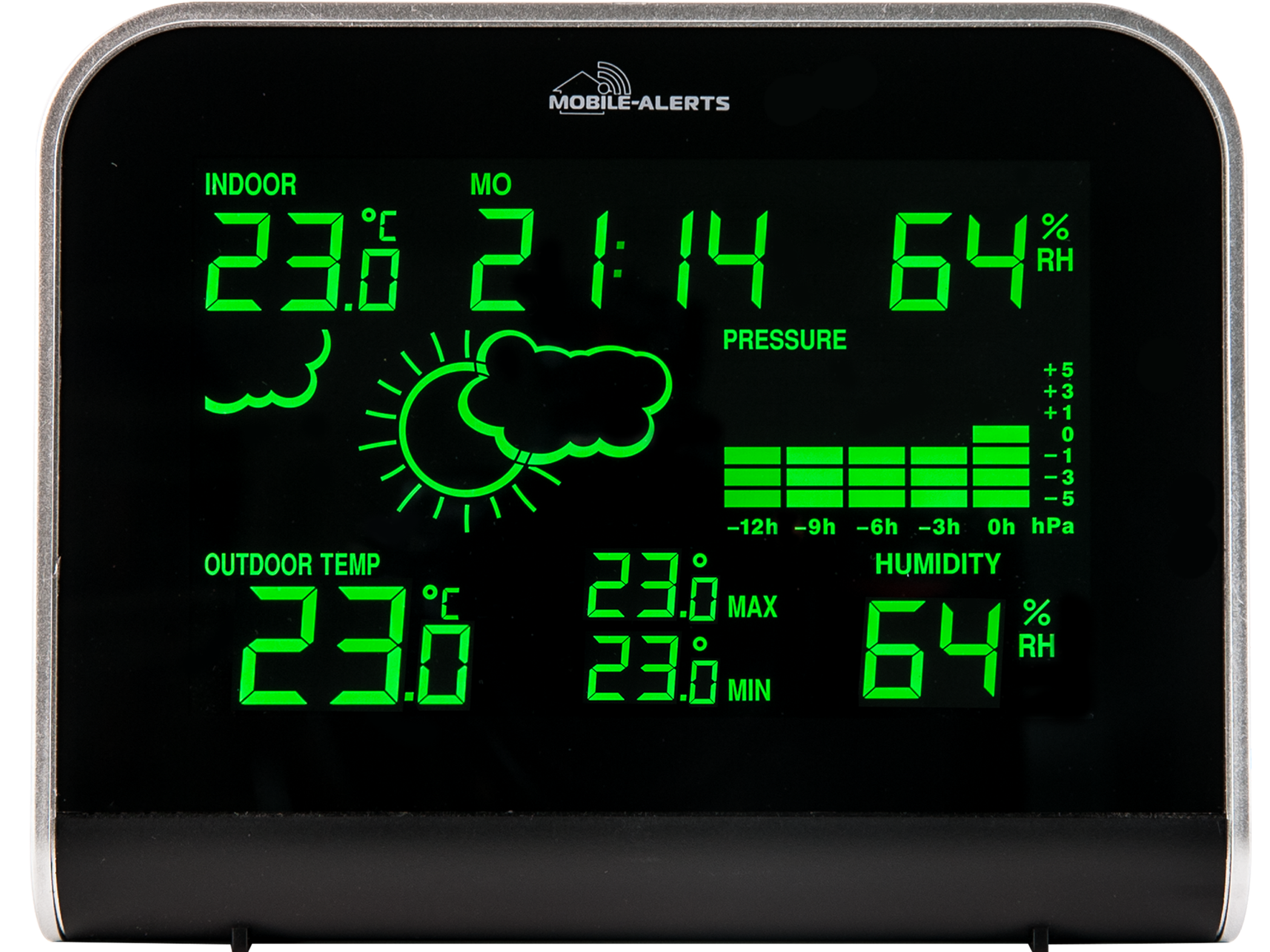 MA 10920 Wetterstation mit Thermo-Hygro Sensor