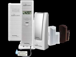 MA 10028 mit Kontaktsensor, Temperatursensor und Wasserdetektor