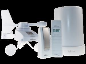 MA 10050 mit Wind-, Regen und Thermo-/Hygrosensor