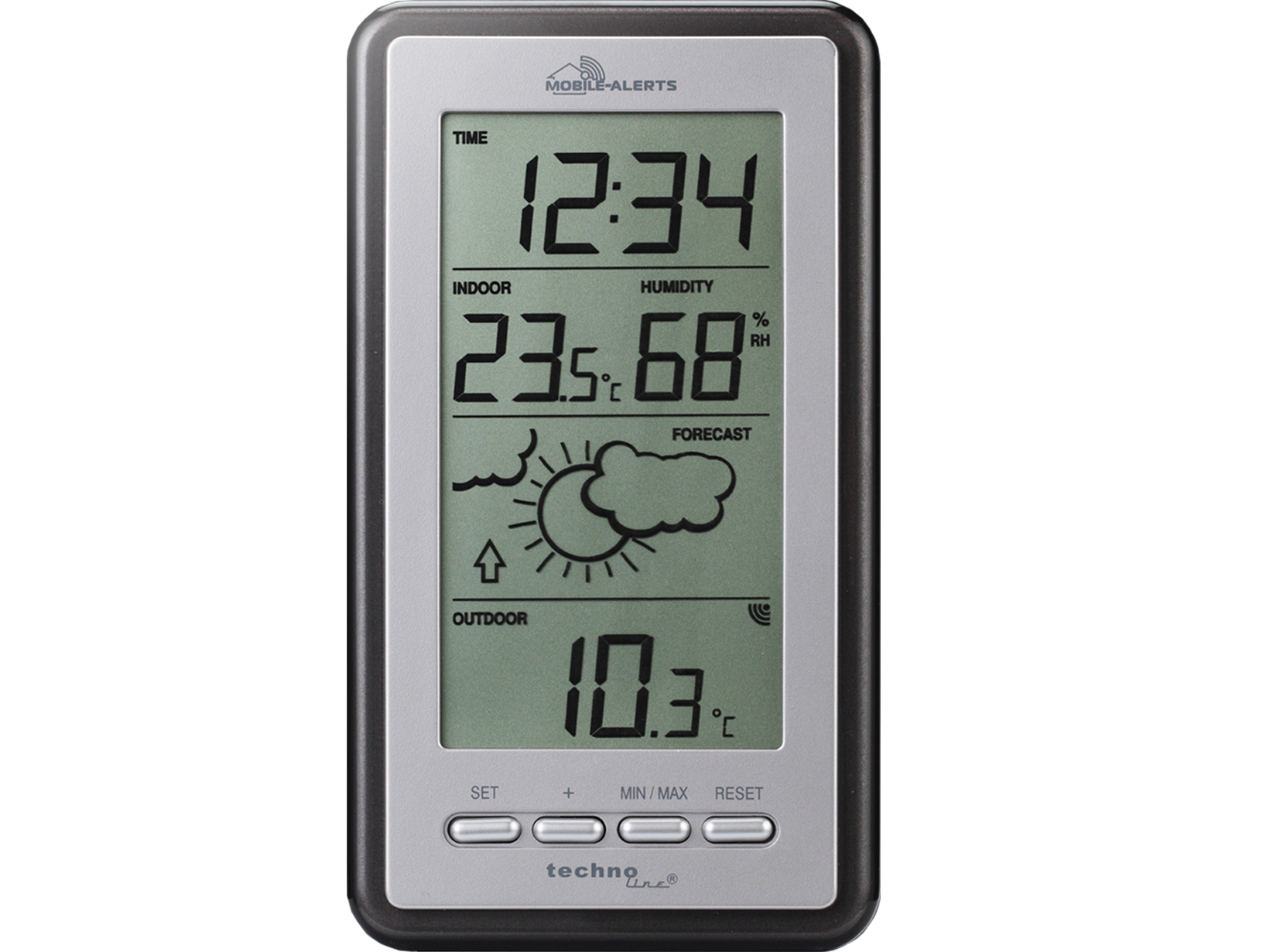 MA 10430 Wetterstation mit Temperatursensor